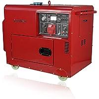 Generatore di corrente Diesel 230V + 400V Stark Generatore di corrente 5500Watt generatore diesel - Utensili elettrici da giardino - Confronta prezzi