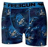 Freegun Herren Boxershort Mehrfarbig Sortiert Gr. XL, Sortiert