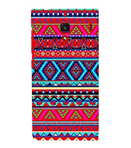 GADGET LOOKS PRINTED BACK COVER FOR XIAOMI REDMI 1S MULTICOLOR