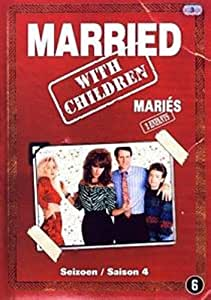 Married with children - Series 4 (1989) (import)