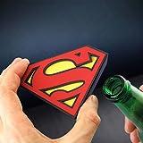 Superman bouteille magnétique Opener | DC Comics Superman Licensed Cuisine Gadget