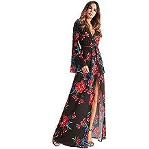 e878ab0f02 NSSBZZ Mujer Hermosa Un Sexy Vestido Para Una Dama Del Vestido Rojo  Azufaifa M