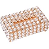 Tissue Box Metal Gold color , 2725610519527