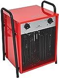 Aktobis Bauheizer Elektroheizer Heizgebläse WDH-IFH15 (15 kW / 32 A)