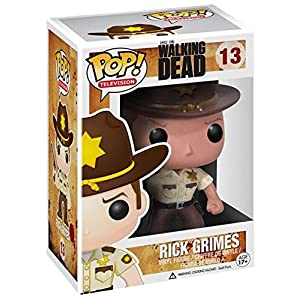 The Walking Dead Rick Vinyl Figure 13 Sammelfigur