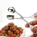 Chinget Edelstahl Fleischklößchen Maker Cake Pop Form Fleischbällchen Eiskugeln Küche Werkzeug