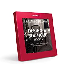 mydays Magic Box: Design- & Boutique Hotels - Hotelgutschein 1 Übernachtung für 2 Personen inkl. Frühstück