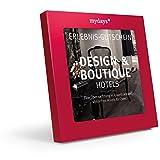 Geschenkidee - mydays - Design- & Boutique Hotels, Hotelgutschein 1 Übernachtung für 2 Personen, Geschenkbox, 40 Hotels