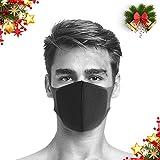 REMAX Mode Staubdicht Maske, Anti-Verschmutzungs & Wind Beweis Gesichtsmaske für Motorrad Mountain-Biken Laufen Radfahren alle Outdoor-Aktivitäten (Mann)