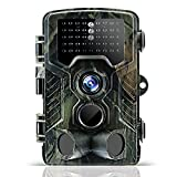 Best Hunting Cameras - Odthelda Wildlife Trail Camera 12MP 1080P Hunting Scouting Review