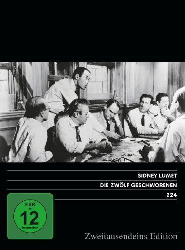 Bild von Die zwölf Geschworenen. Zweitausendeins Edition Film 224