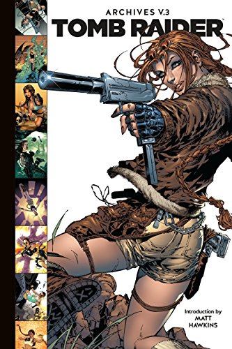 Tomb Raider Archives Volume 3 (Adult Anime Online)