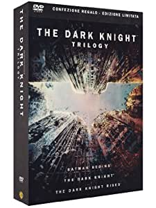 The dark knight trilogy (edizione tiratura limitata) (+book)