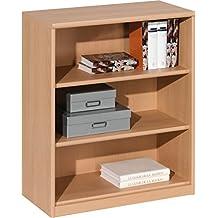 suchergebnis auf f r b cherregale buche. Black Bedroom Furniture Sets. Home Design Ideas