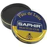 Saphir Cirage Pâte De Luxe (50 ml NOIR 01)