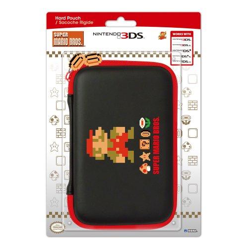 Preisvergleich Produktbild Hori Retro Mario HARD Pouch Black Spielekonsole,  Aufbewahrung