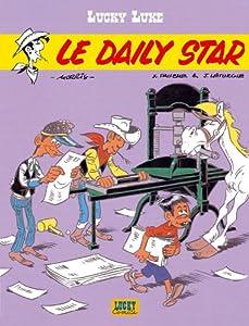 "Afficher ""Lucky Luke n° 23 Le ""Daily Star"""""