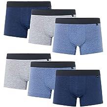 6 o 12 Original Mioralini Hombre Rertoshorts - Retroboxer Calzoncillos bóxer en el 3 - 4 Colores BoxerPantalones cortos Herrenpants Boxer