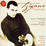 Tzigane : le violon d'Europe centrale | Korcia, Laurent (1964-....). Musicien