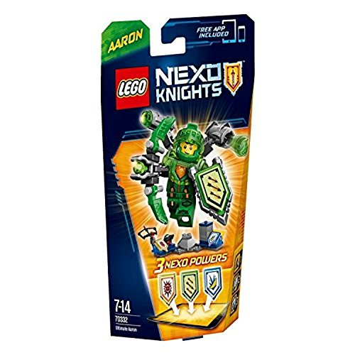 LEGO Nexo Knights 70332 - Ultimativer Aaron -