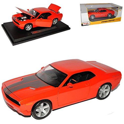 dodge-challenger-concept-2006-lc-coupe-orange-ab-2008-1-18-maisto-modell-auto-mit-individiuellem-wun