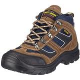 Safety Jogger X2000, Unisex - Erwachsene Arbeits & Sicherheitsschuhe S3, braun, (blk/brn/navy 10A blk/brn/navy), EU 41