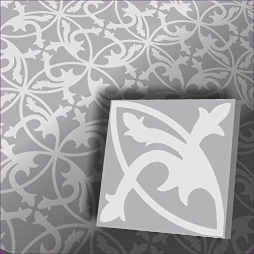 1m² Zementfliesen Mondial 412_9 Bodenfliesen Mosaikfliesen marokkanische Fliesen