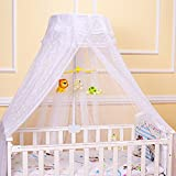 Baby Luxury Crown Canopy/Mosquito Net for Baby Cot - Best Reviews Guide