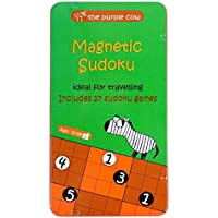 Magnetic Travel Game Sudoku (multilingual)
