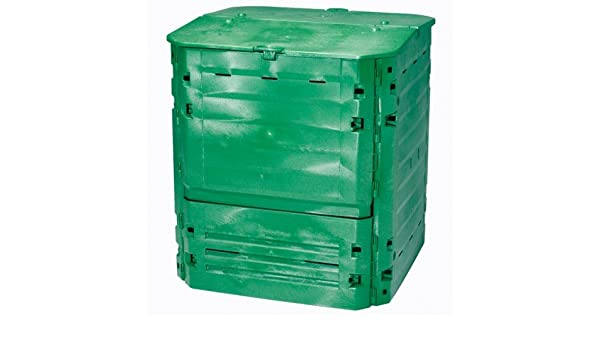 Komposter Thermo-King 900 L grün VDG-Garten Komposte