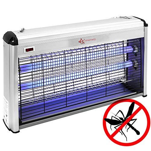 PrimeMatik - Lampe Anti Insectes Volants Tue-Mouche destructeur d'insectes Electrique Anti Moustique 30 W