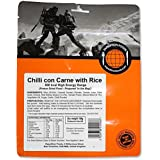 Expedition Foods High Energy Serving Chilli Con Carne with Rice - Orange