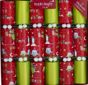 6-lime-green-and-red-reindeer-with-pom-poms-christmas-crackers-craquelins