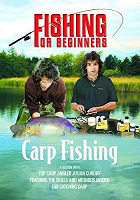 Fishing For Beginners: Carp Fishing [DVD] from Pegasus