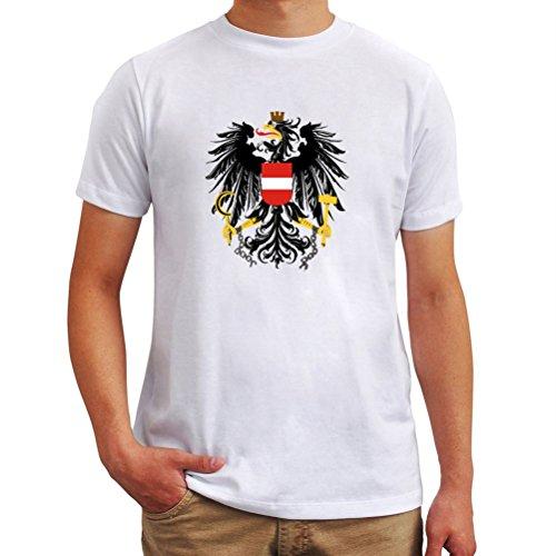 Maglietta Austrian Heritage Bianco