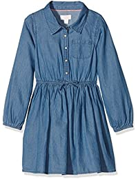 Pumpkin Patch Girl's Denim Shirt Dress