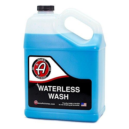 Adam's Polishes Autowäsche ohne Wasser 1 Galon (Adams Wasser)