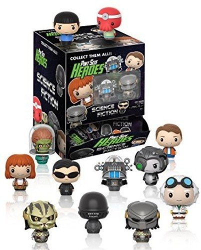 Funko Pint Size Heroes: Science Fiction - One Mystery Toy Figure