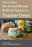 How to Bake No-Knead Bread, Rolls & Pizza in a Toaster Oven: From the kitchen of Artisan Bread with Steve (English Edition)