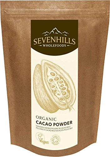 Sevenhills Wholefoods Cacao En Polvo Orgánico 500g