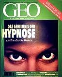 GEO Magazin 1995, Nr. 02 Februar - das Geheimnis der Hypnose, Heilen durch Trance, Odysse im All: Der unglaubliche Flug von Apollo 13