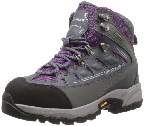 Lafuma DE Shoes LD ATAKAMA Damen Trekking- & Wanderstiefel Mehrfarbig (Amethyst Purple 6551)