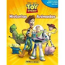 Toy Story. Historias animadas: Mi libro-juego (Disney-Pixar)