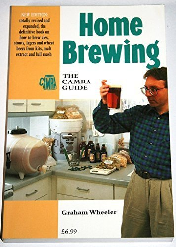 Camra Guide to Home Brewing (CAMRA Guides) by Graham Wheeler (1993-10-28)