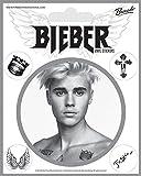 Justin Bieber - Forgive Vinilo Decorativo Pegatina Autoadhesivo (12 x 10cm)