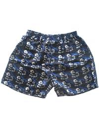 SKULL Flash Boxers Boxer Boxershort Shorts noble luxurious Underwear Men Woman Girl Boy M/L/XL/XXL