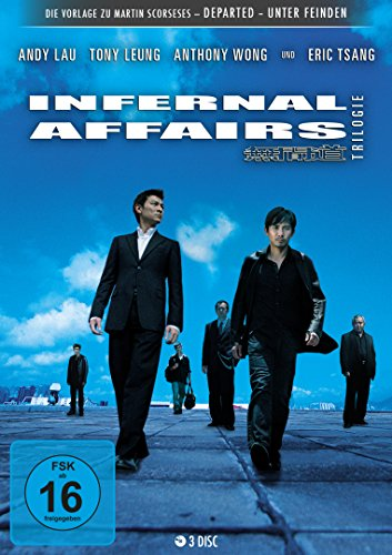 Infernal Affairs Trilogie [3 DVDs]
