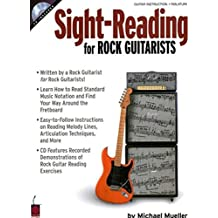 Sight Reading for Rock Guitarists by Michael Mueller (2005-07-01)