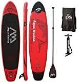 AQUA MARINA, MONSTER+CARBON-Paddle, Paddle Board, SUP, 330x75x15 cm