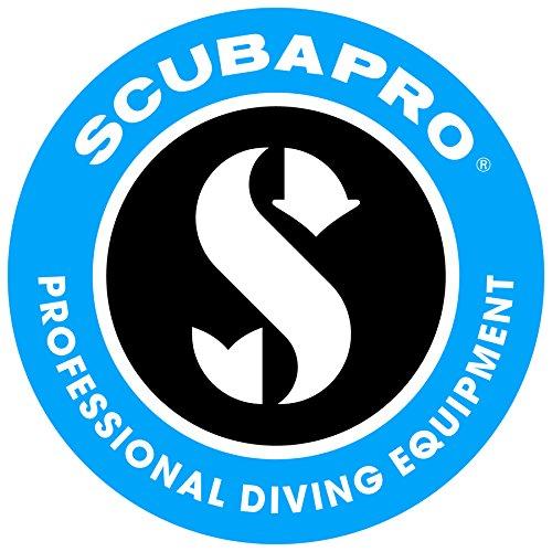 Scubapro Schnorchelset Pantai Combo Maskenset, Maske und Schnorchel transparent blau